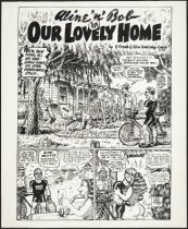 Image of Our Lovely Home - Crumb, Robert, 1943-